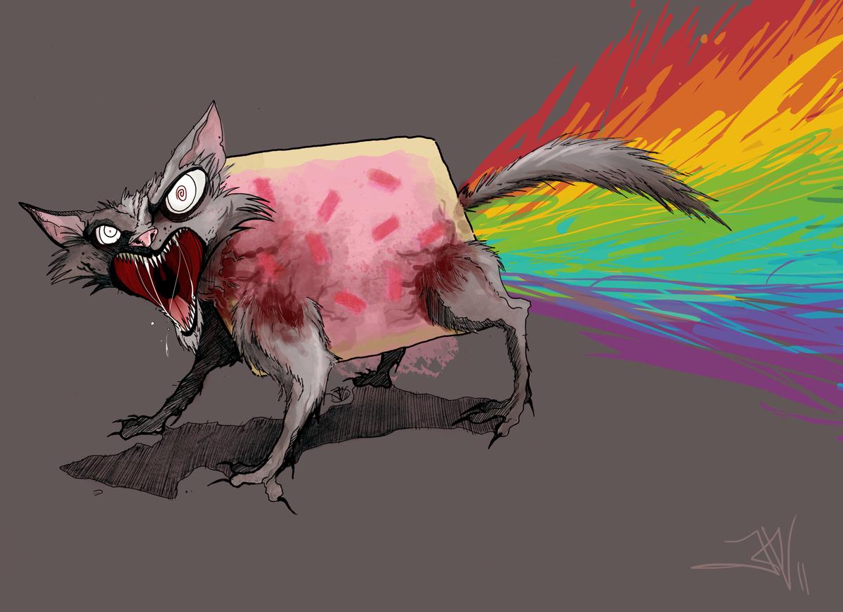 Image 145228 Nyan Cat Know Your Meme
