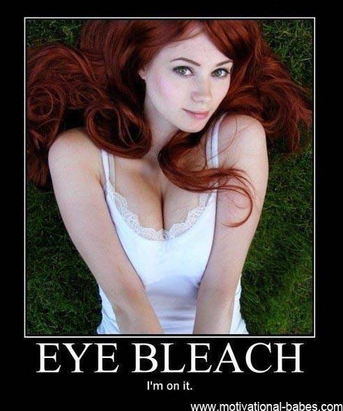 redheads Demotivational hot