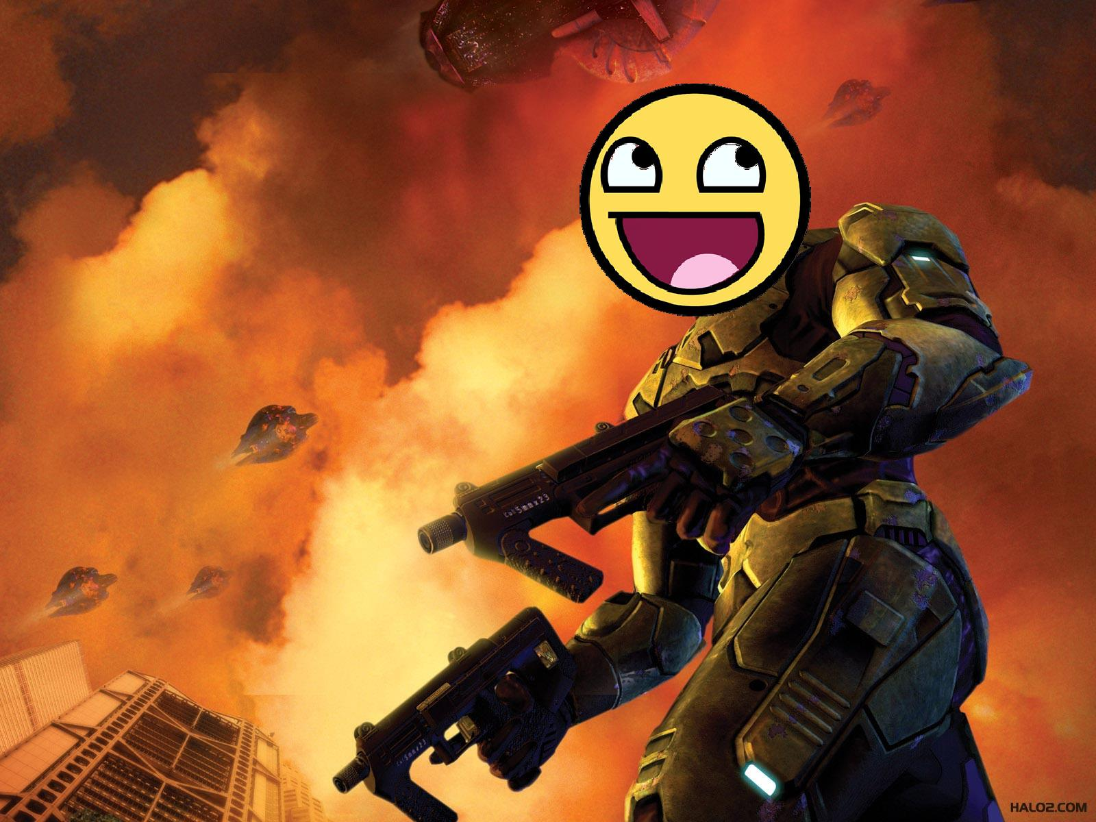 Image 154703 Awesome Face Epic Smiley Know Your Meme