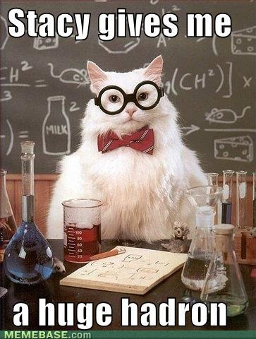 Image - 155602] | Chemistry Cat | Know Your Meme
