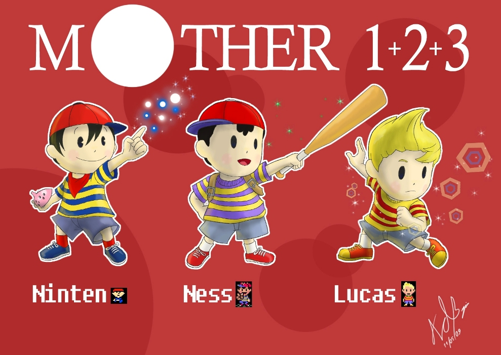 Image - 161582] | EarthBound / Mother | Know Your Meme