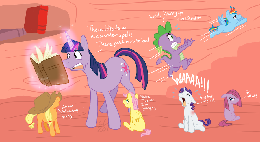 Image 163373 My Little Pony Friendship Is Magic Know Your Meme