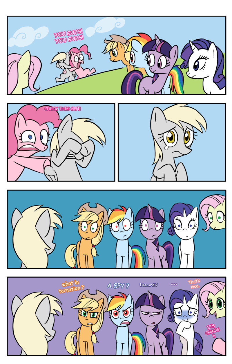 Image 180367 My Little Pony Friendship Is Magic Know Your Meme
