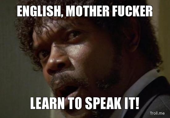 English motherfucker do you speak it photos 341