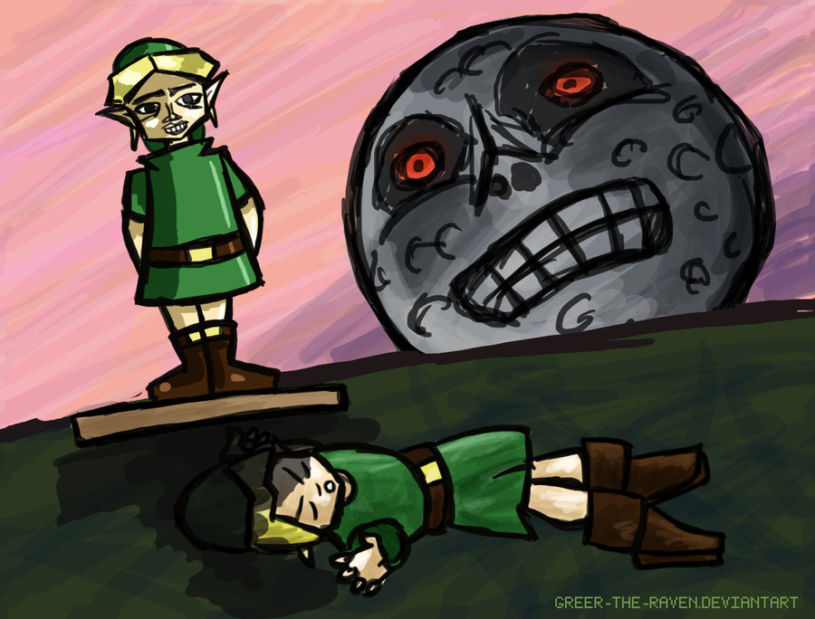 Image 192040 Majoras Mask Creepypasta Ben Drowned Know