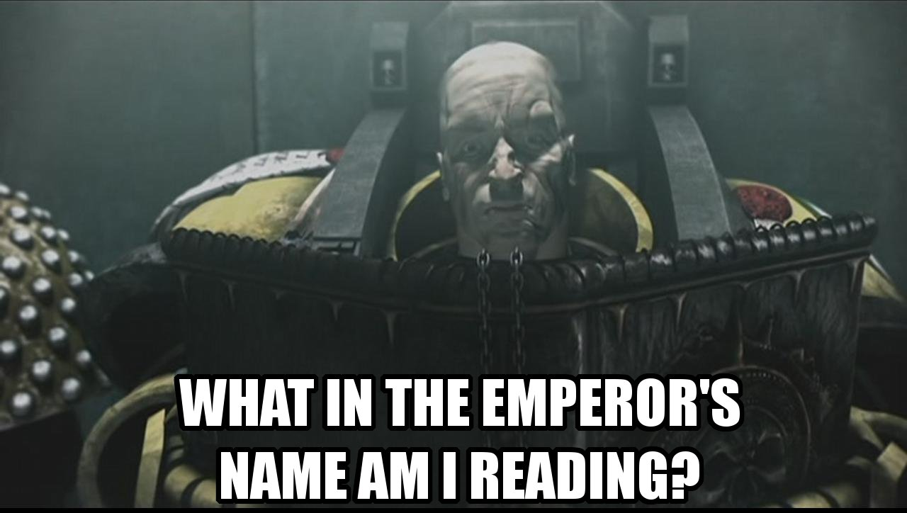 Image 192930 Warhammer 40000 Know Your Meme