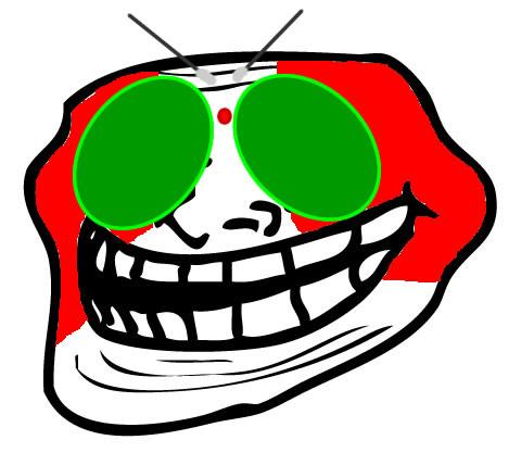 trollface coolface problem know your meme - 469×428