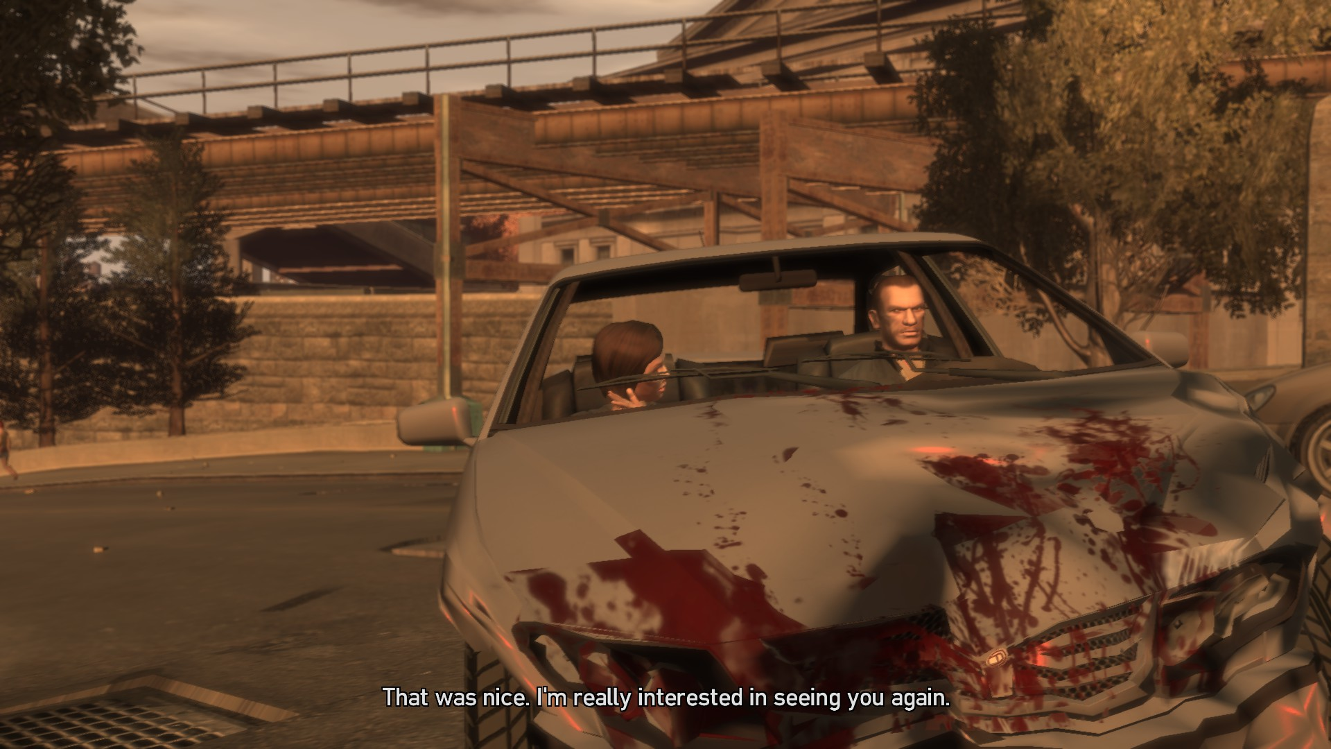 Dating Grand Theft Auto 4