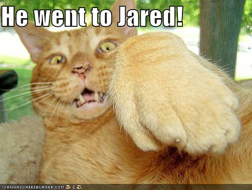 Image 207872 He Went To Jared Know Your Meme