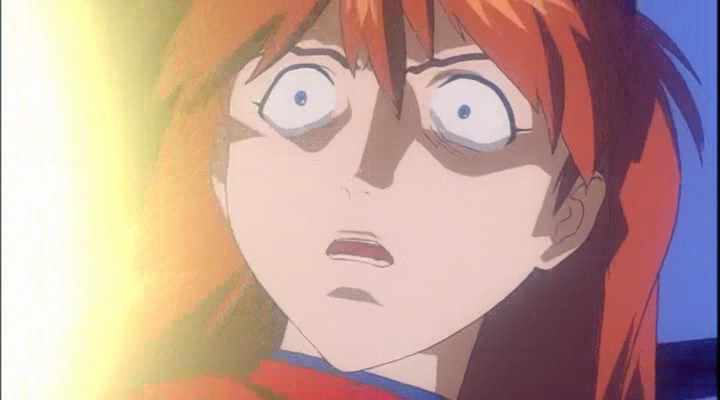 Asuka Langley Soryu Screenshot