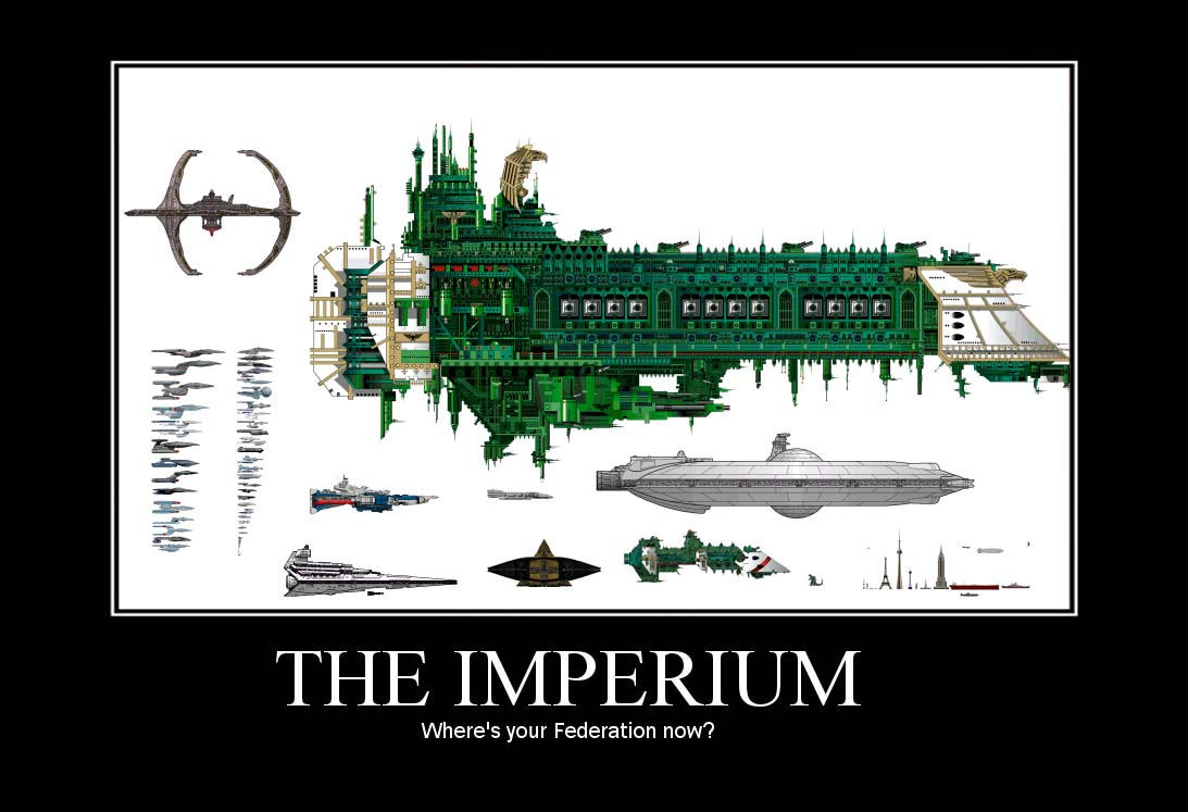 Imperium Warhammer 40000 Know Your Meme