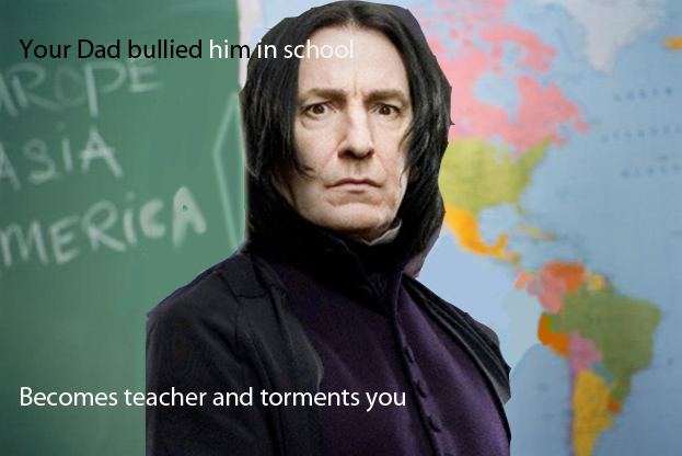 Your Dad Bullied Him In School Becomes Teacher And Torments You