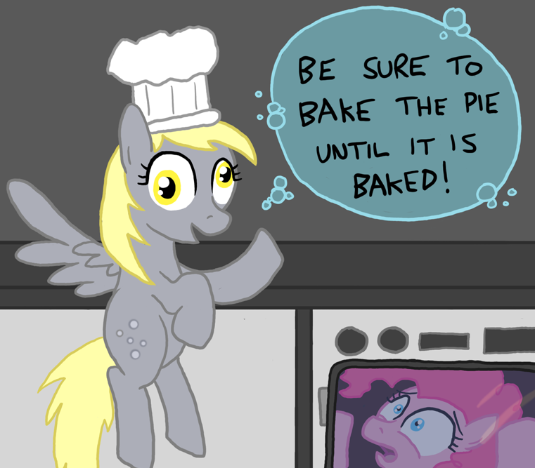Be Sure To Bake The Pie Until It Is 8 Baked