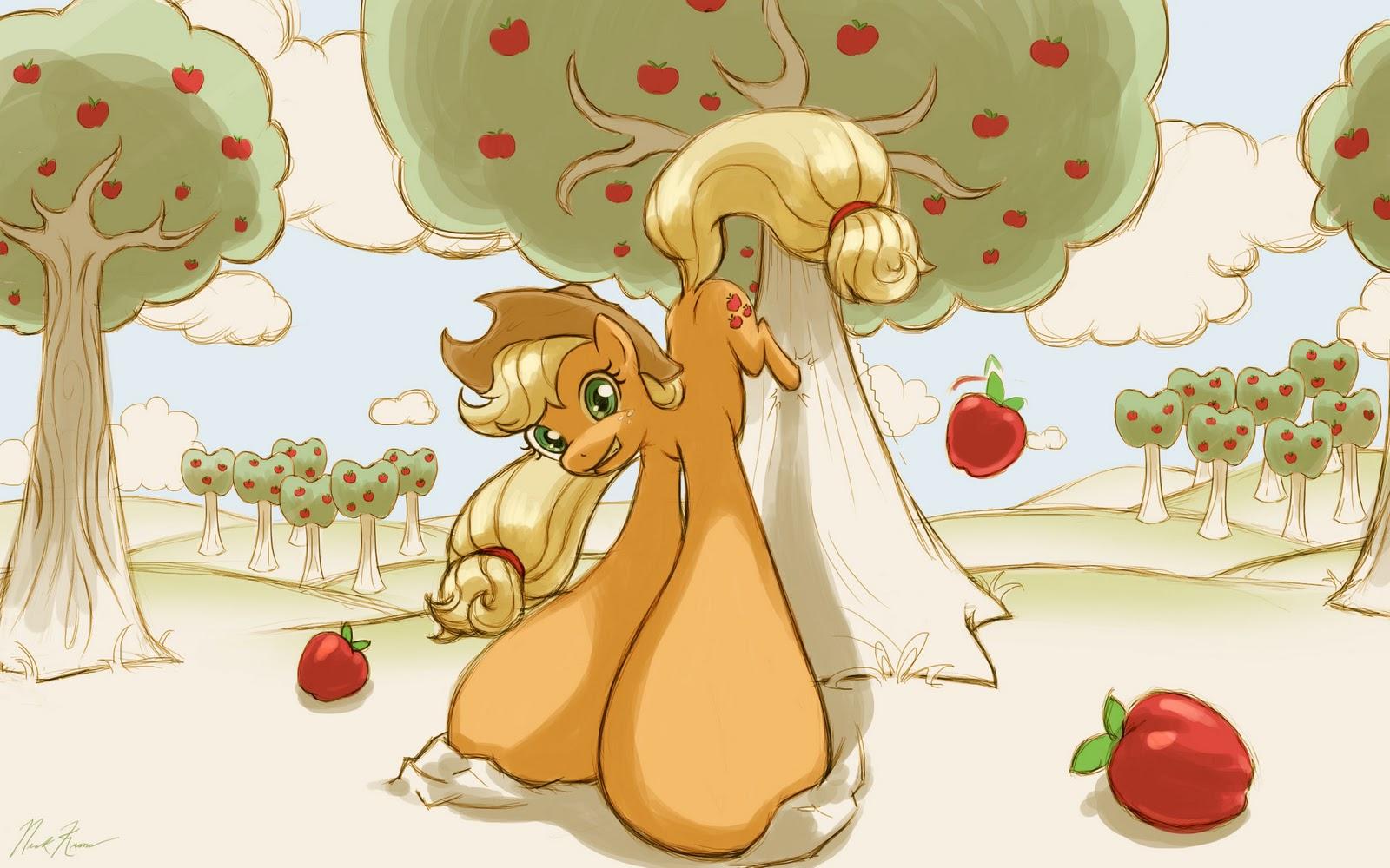 Rarity Applejack Pony Cartoon Art Fictional Character Illustration Flower