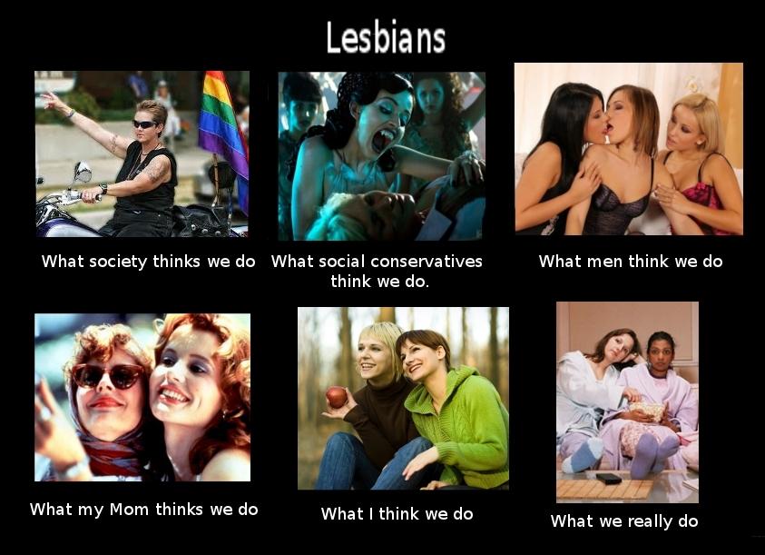 Lesbians fun