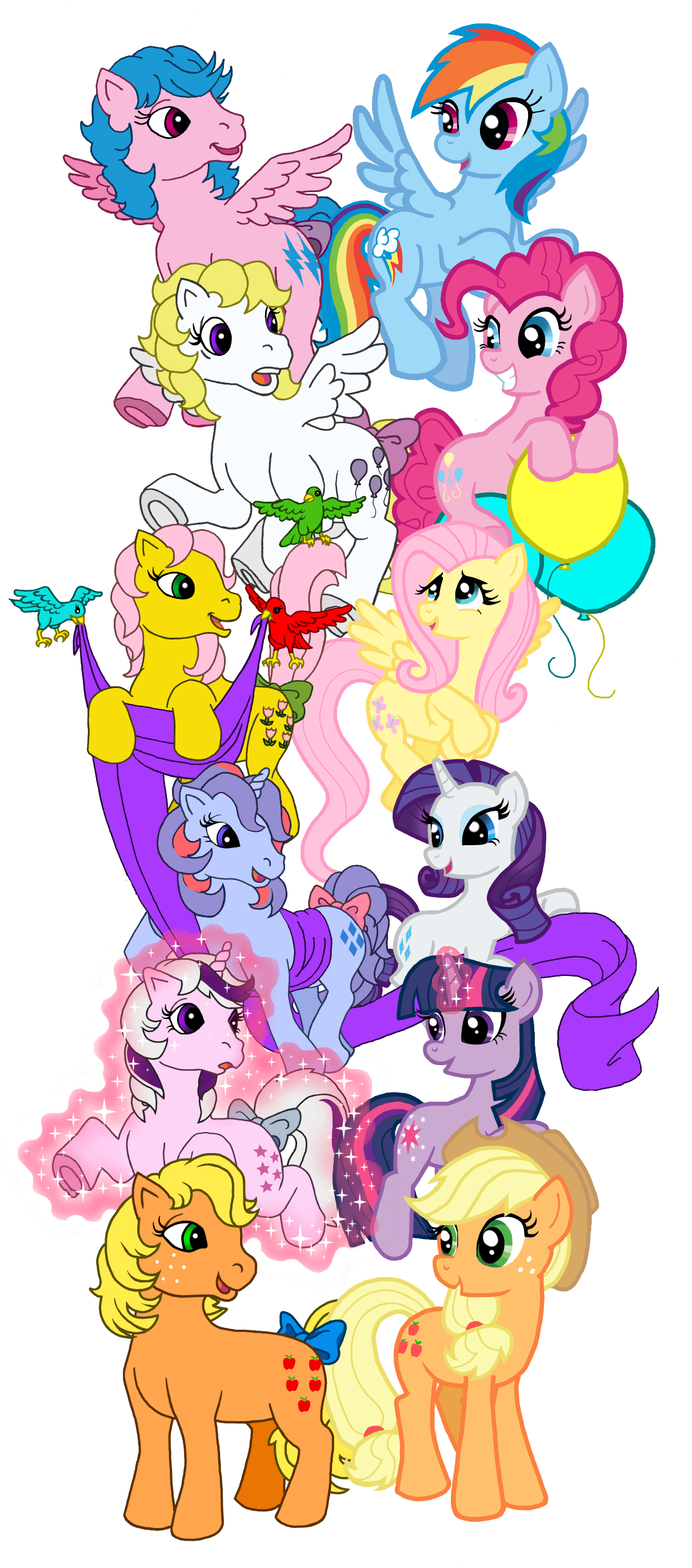 image 278779 my little pony friendship is magic know your meme