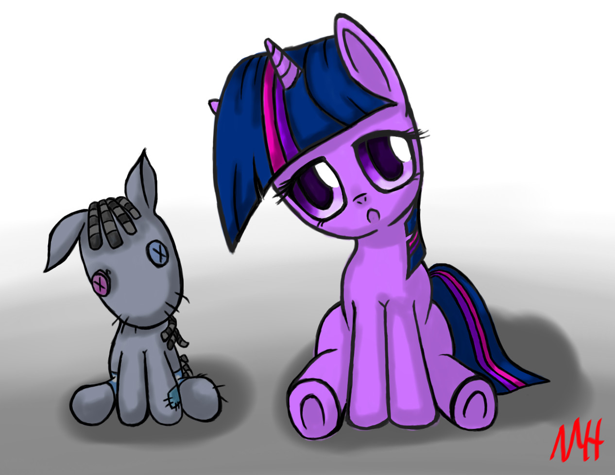 Twilight Sparkle And Her Smarty Pants By Neohooves My Little Pony