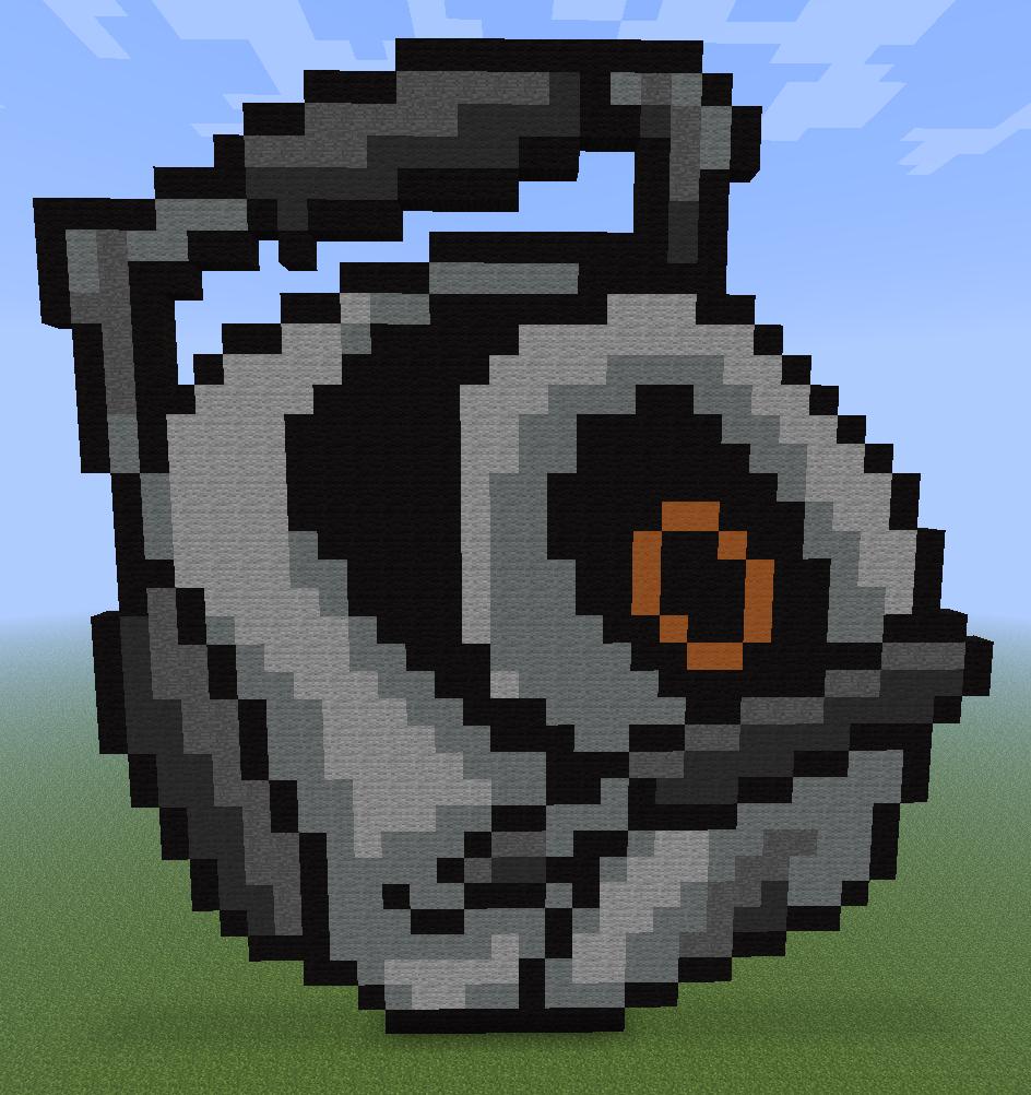 Image 284641 Minecraft Pixel Art Know Your Meme