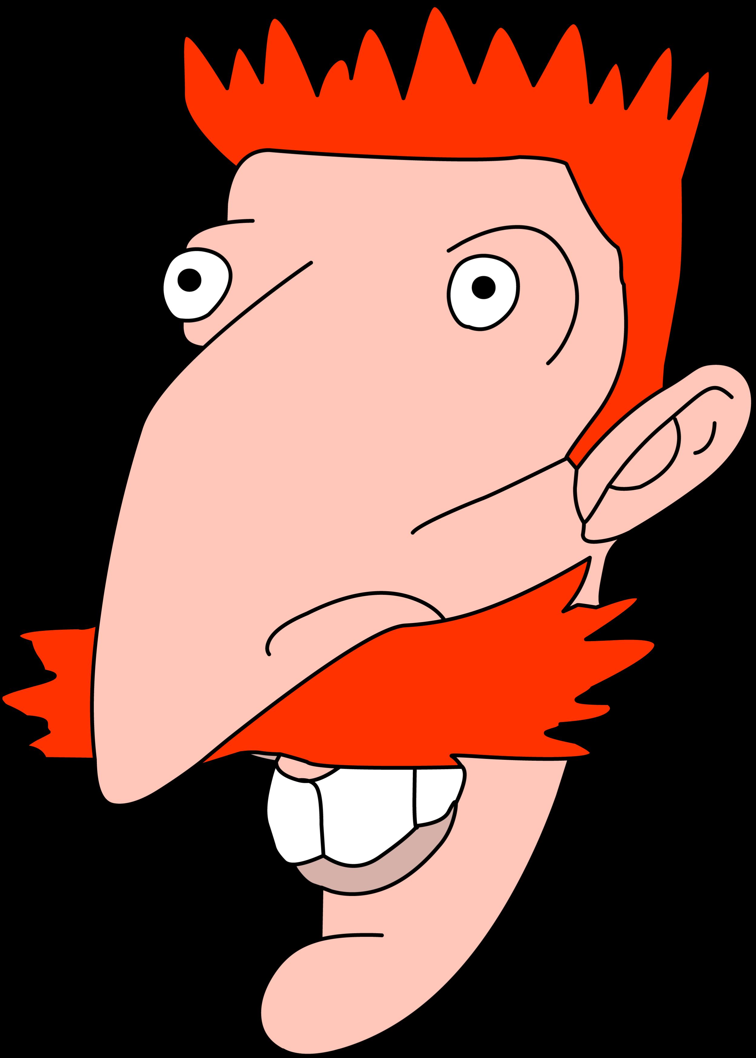 Nigel Thornberry Eliza T Shirt Face Nose Expression Smile Cheek Clip Art Head