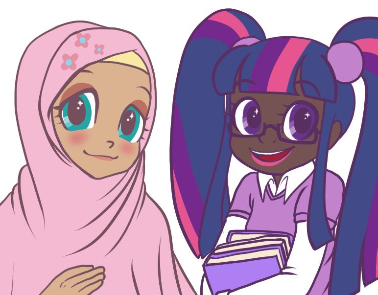 11034eb1bf Twilight Sparkle Rainbow Dash Pinkie Pie Rarity Applejack Fluttershy  Princess Celestia hair face pink clothing facial