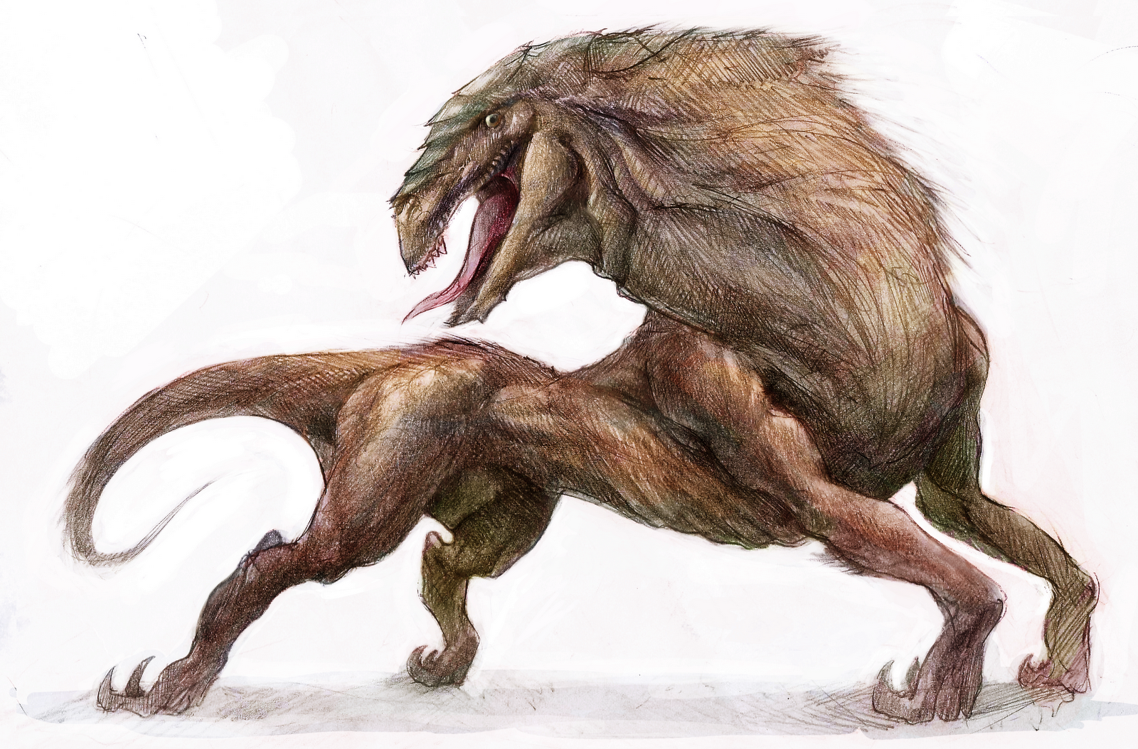 SCP – Containment Breach SCP-087 fauna
