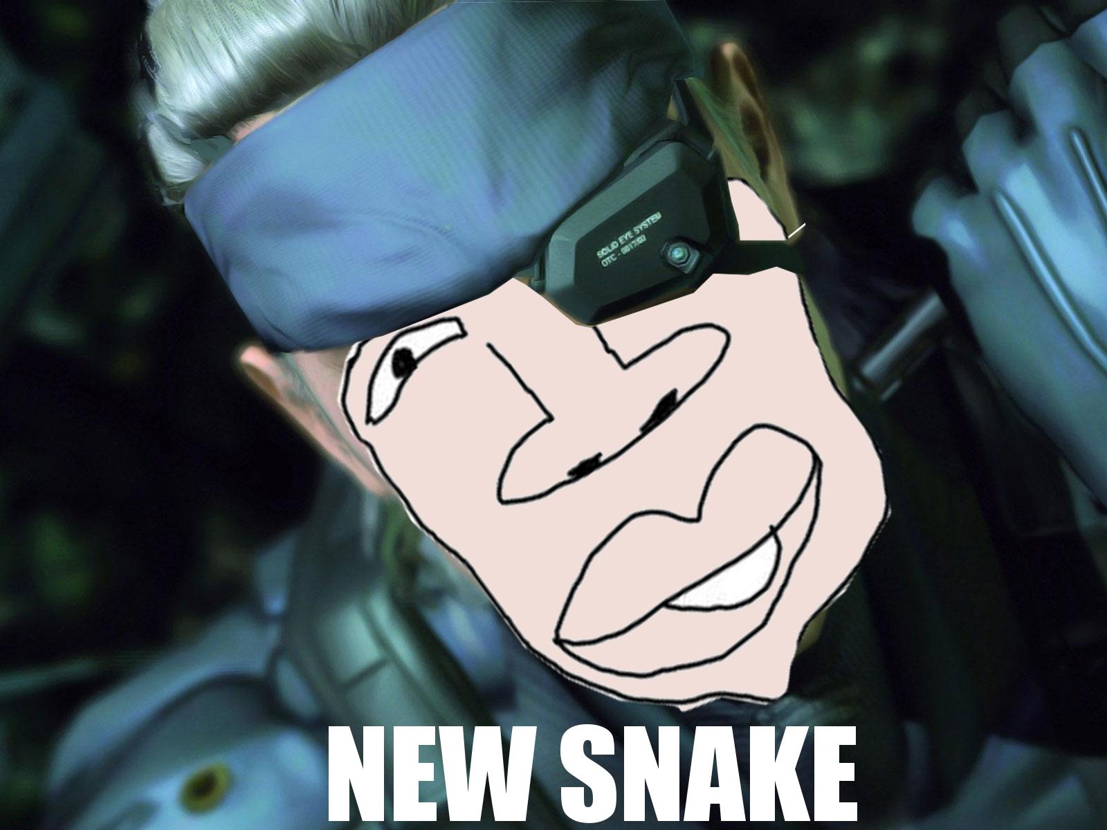 New Snake New Meme Face Know Your Meme