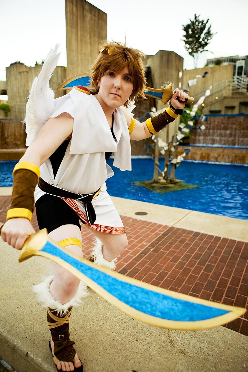 Brawl Kid Icarus Cosplay Otakon Costume Clothing Fun