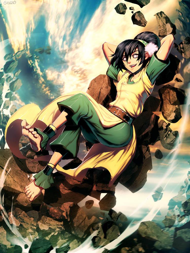 Toph Beifong Sokka Zuko Anime Fictional Character