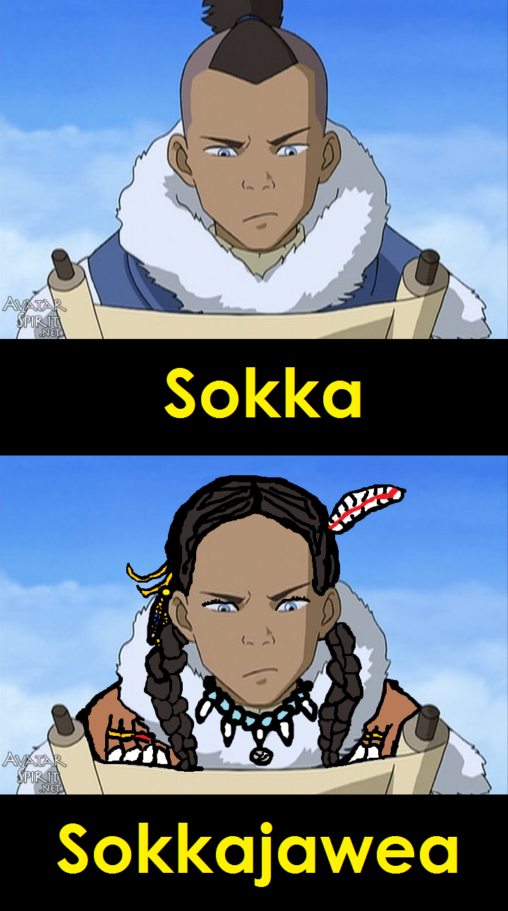 Avatar Name Puns Avatar The Last Airbender The Legend Of