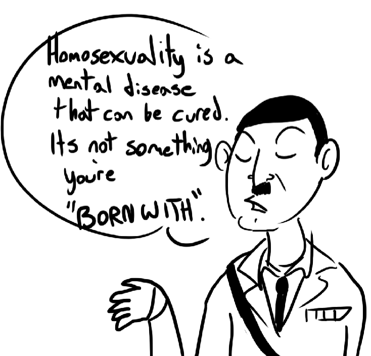 Homosexuality is a disease or not