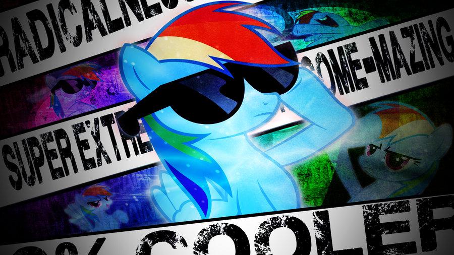 Rainbow Dash Pinkie Pie Scootaloo Applejack Spike Fluttershy Blue