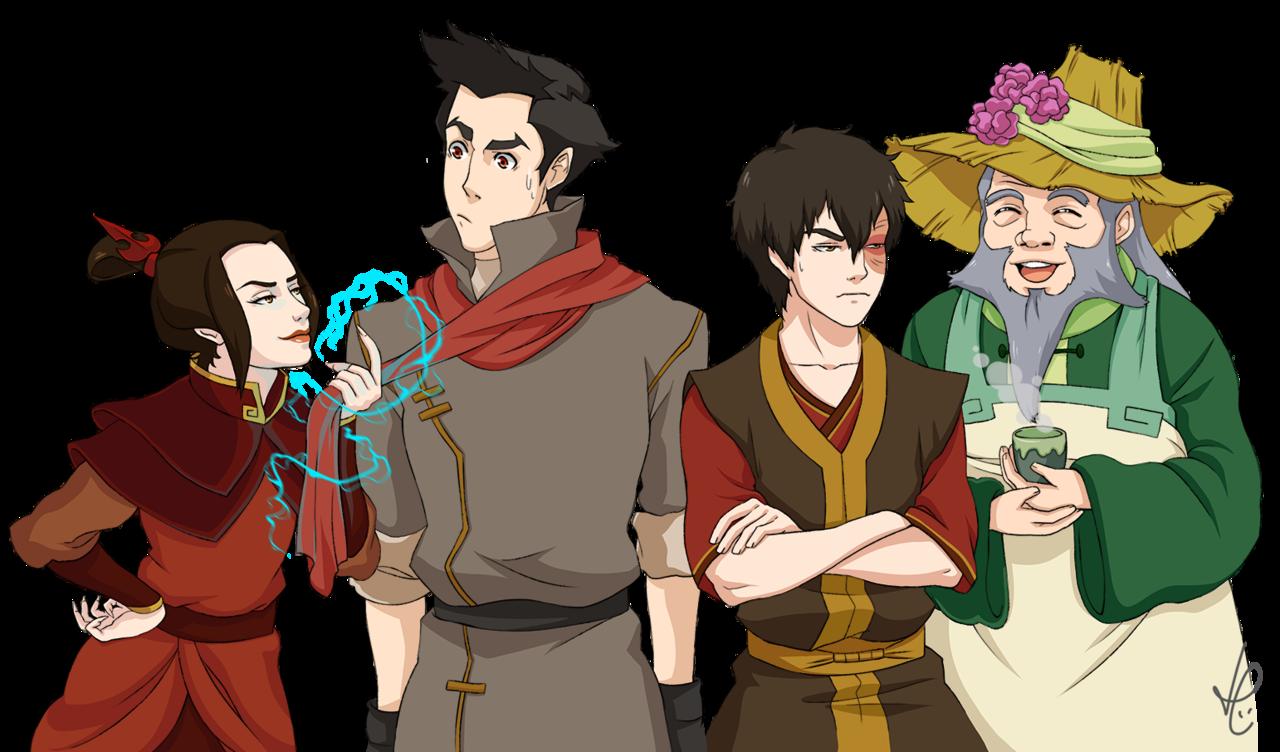 Aang Korra fire benders | avatar: the last airbender / the legend of