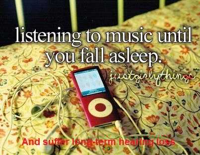 Listening To Music Till You Fall Asleep Instagram Quote Rebuttals