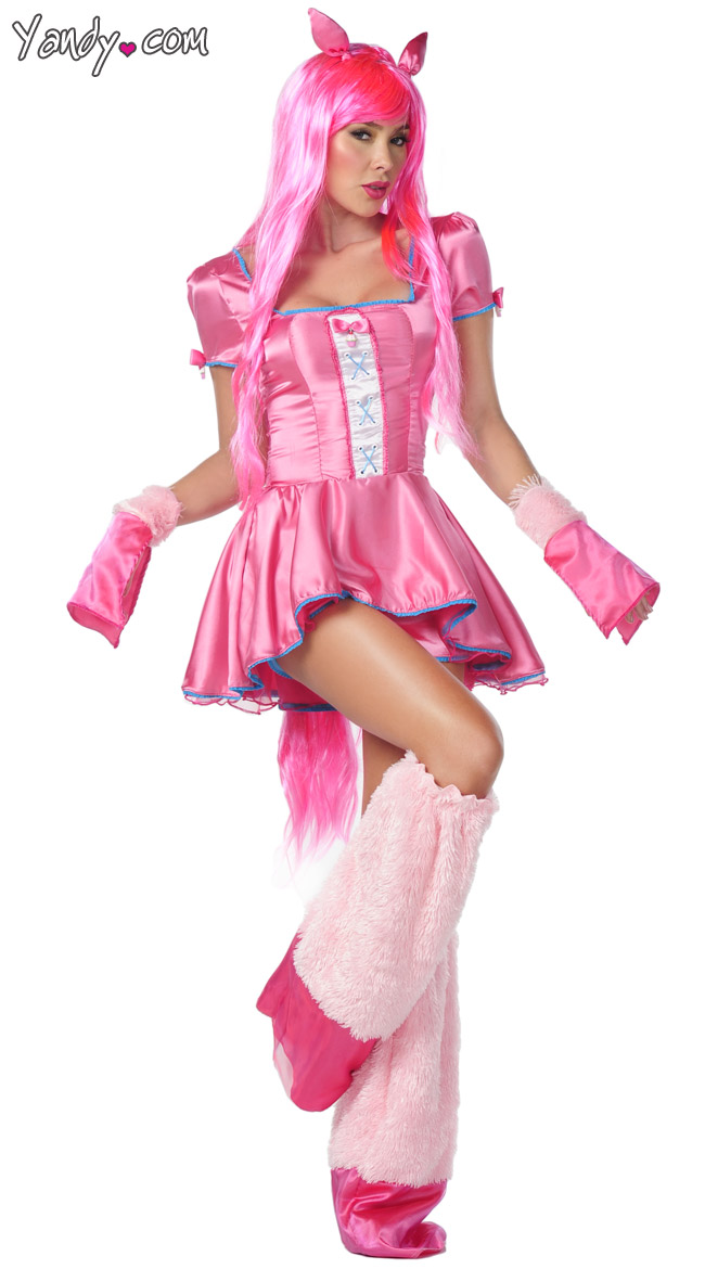 Pinkie Pie Rainbow Dash Costume My Little Pony Friendship Is Magic clothing costume pink  sc 1 st  Know Your Meme : pinkie pie costumes  - Germanpascual.Com