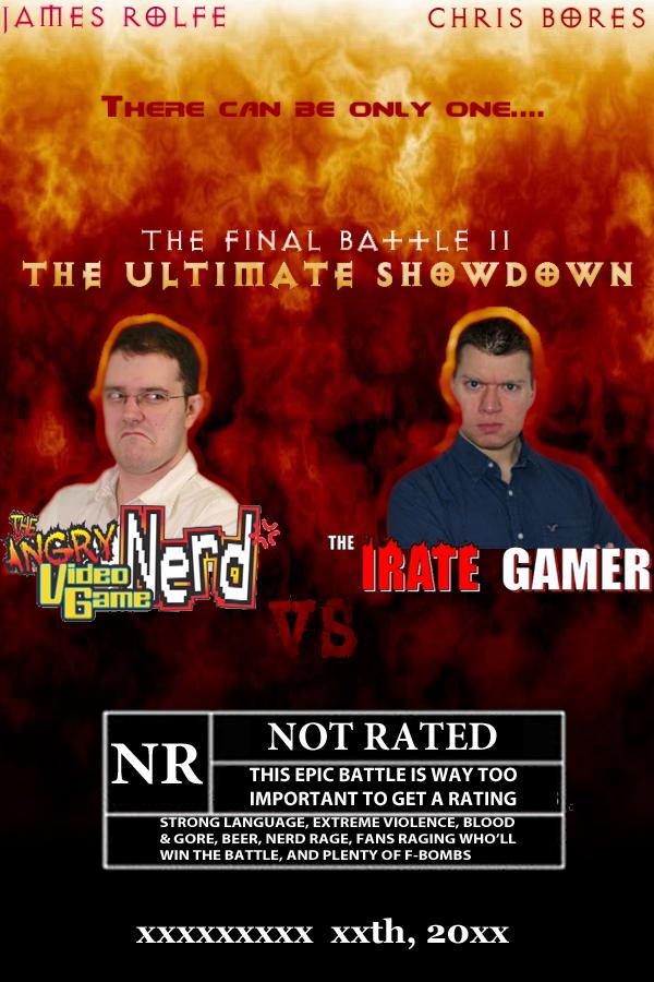 nerd vs gamer