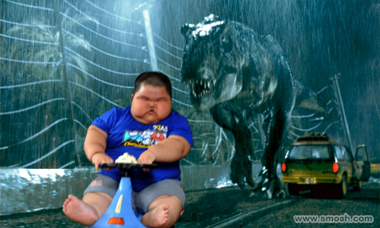 Smosh Com Jurassic Park The Game Ian Malcolm Mammal Vertebrate