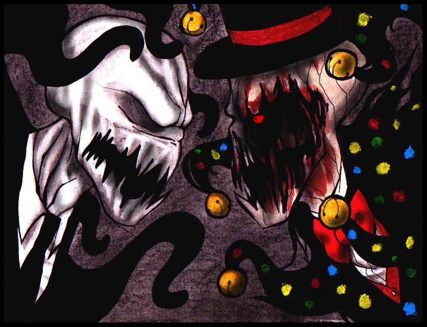 Slenderman Art Fictional Character Cartoon Mythical Creature Illustration