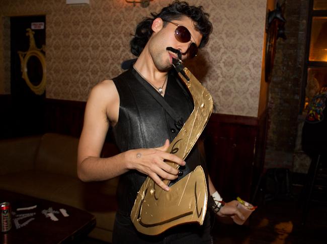 Sexy saxophone careless whisper