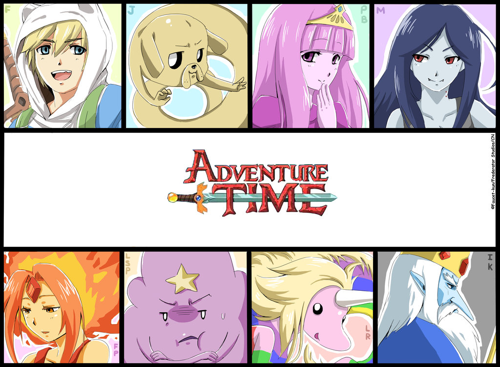 Niki Yang Jake the Dog Finn the Human Adventure Time: Explore the Dungeon Because I