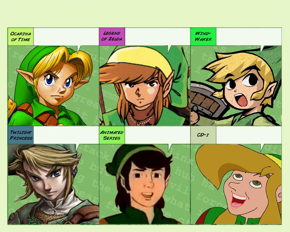 Links Response To Zeldas Response Know Your Meme