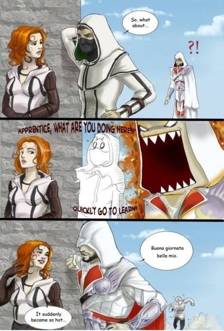 Image 434464 Assassin S Creed Know Your Meme
