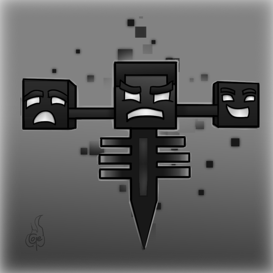 The Wither Minecraft Know Your Meme