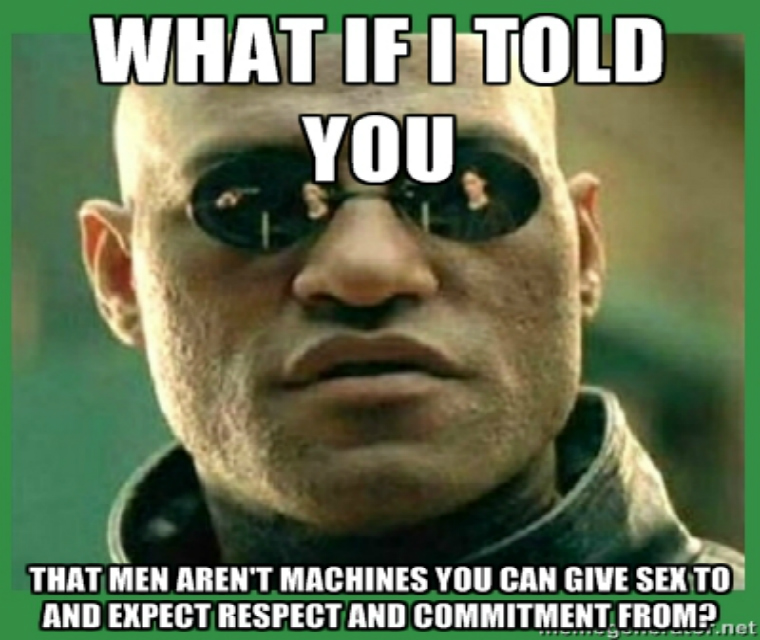 Response to kindness coins friend zone know your meme what ifitold you that men arent machines you can give sex to and expect solutioingenieria Images