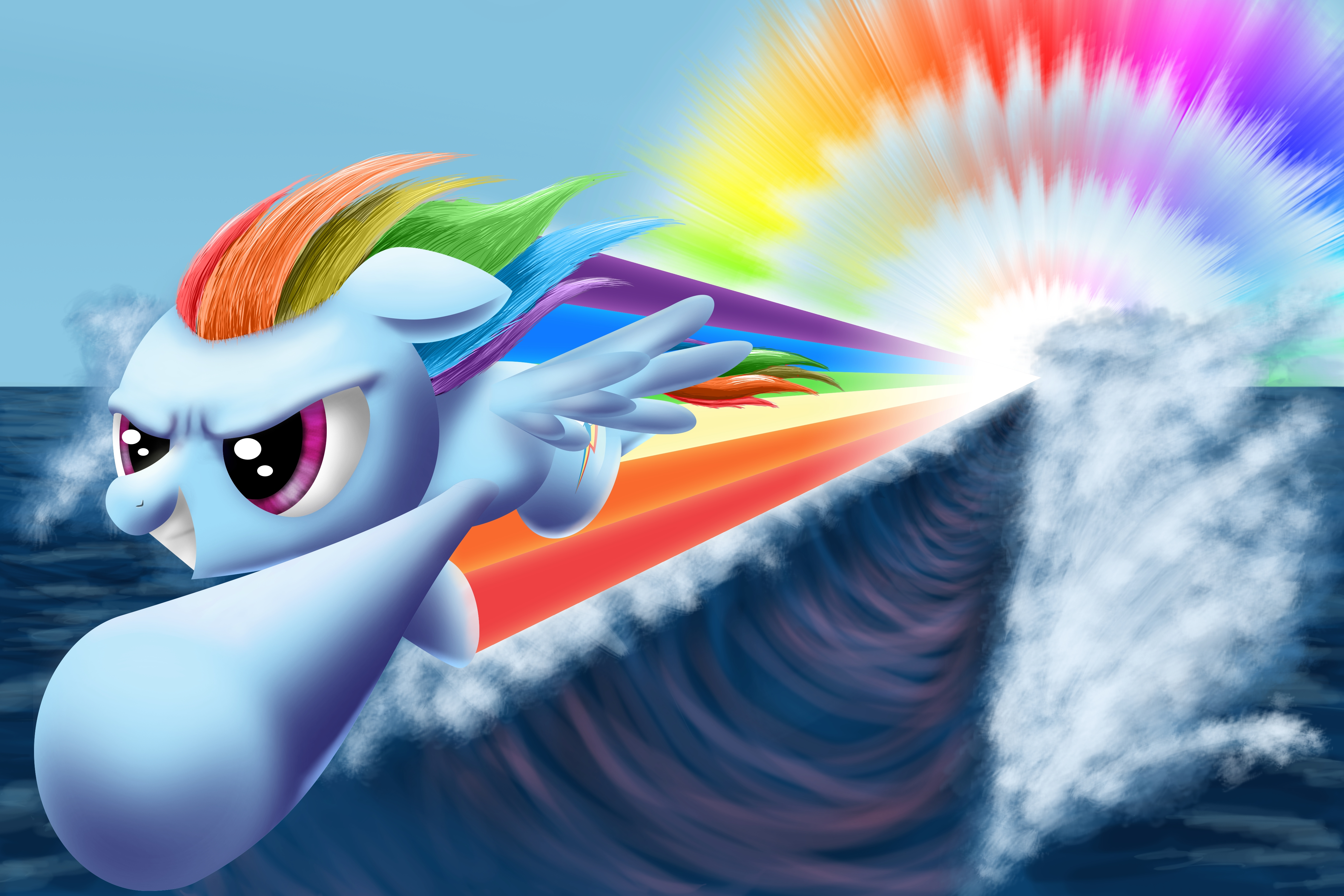 Rainbow Dash Being Awesome My Little Pony Friendship Is Magic