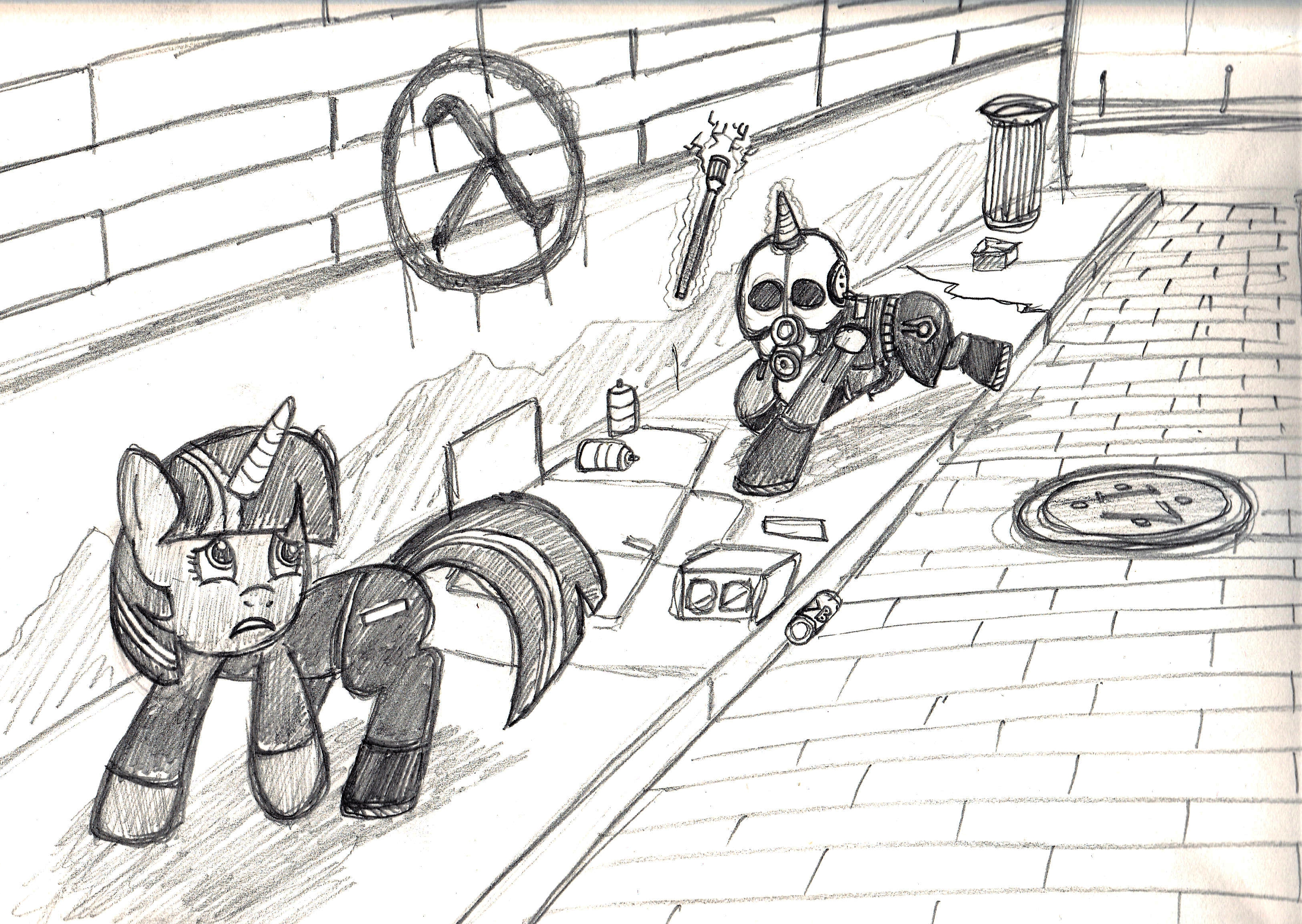 Issuing Malcompliant Citation My Little Pony Friendship