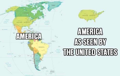 Map Murica Know Your Meme