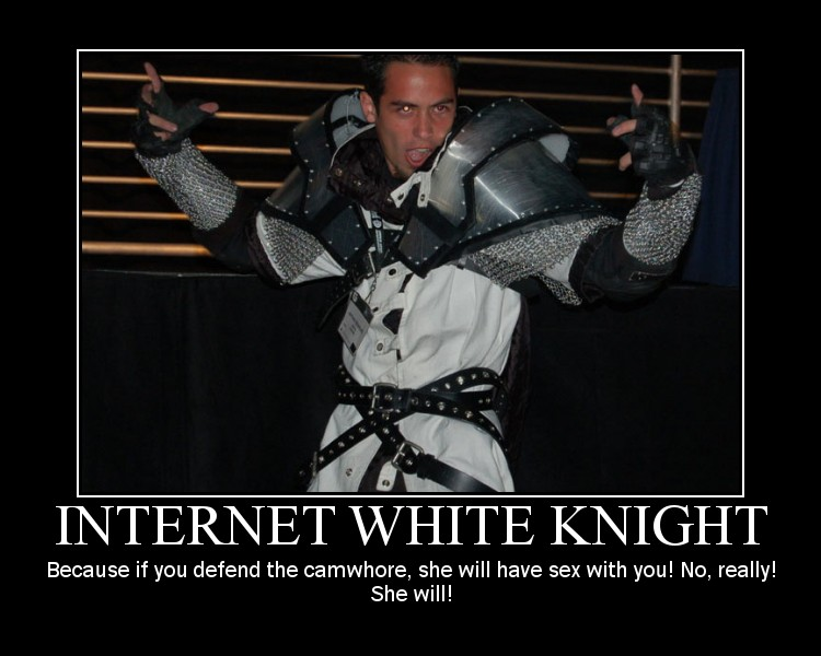 your white knight