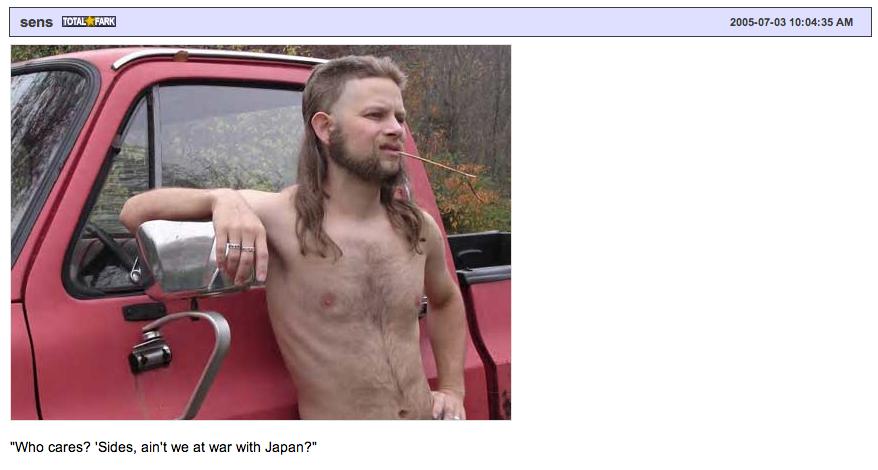 Racist ass rednecc gettin his wig split