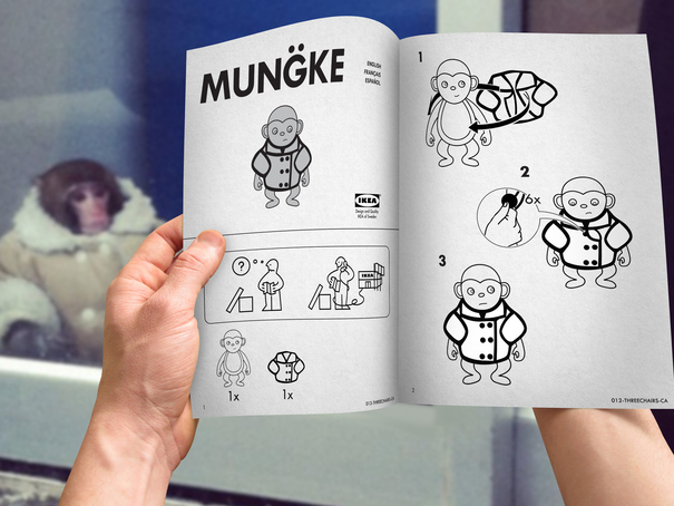 Ikea Monkey Assembly Instructions Ikea Monkey Know Your Meme