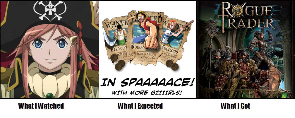 Mouretsu Pirates | What I Watched / What I Expected / What I